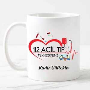 - 112 Acil Tıp Teknisyeni Kupa Bardağı
