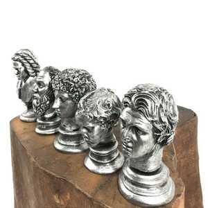 5'Li Mitolojik Set Heykel & Biblo - Thumbnail