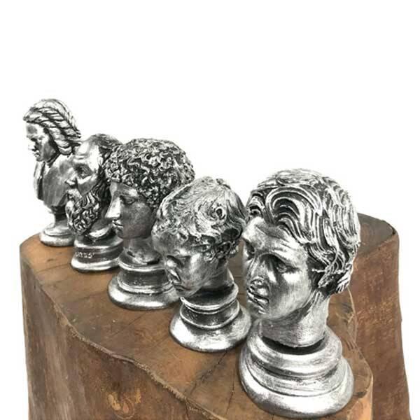 5'Li Mitolojik Set Heykel & Biblo