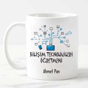 - Bilişim Teknolojileri Öğretmeni Kupa Bardağı