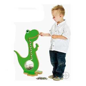 Çocuklara Hediye Dinazor (Dino) Kumbara - Thumbnail