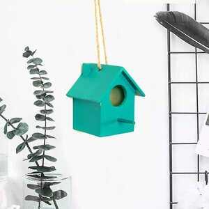 - Dekoratif El Yapımı Kuş Yuvası