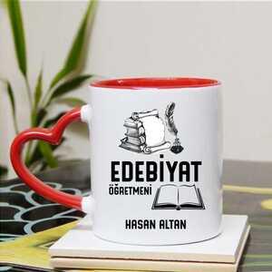 - Edebiyat Öğretmeni Kupa Bardağı