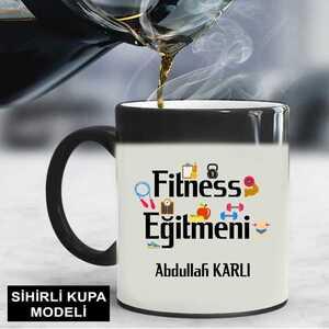 - Fitness Eğitmenine Hediye Kupa Bardak