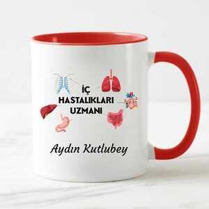 - İç Hastalıkları Uzmanı Kupa Bardağı