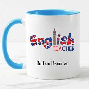 - İngilizce Öğretmeni Kupa Bardağı
