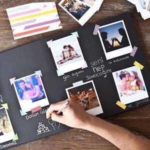 Klaket Fotoğraf Albümü & Kendi Albümünü Kendin Yap - Thumbnail