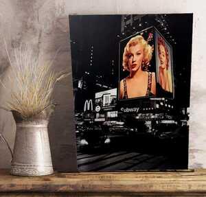 - Marilyn Monroe Kanvas Tablo 60cmx80cm