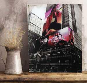 - Michael Jackson Kanvas Tablo 60cmx80cm