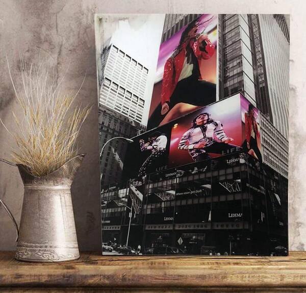Michael Jackson Kanvas Tablo 60cmx80cm