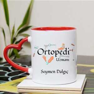 - Ortopedi Uzmanına Hediye Kupa Bardak