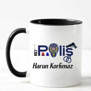 - Polise Hediye Kupa Bardak