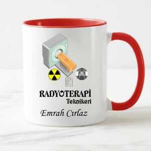 - Radyoterapi Teknikerine Hediye Kupa Bardak