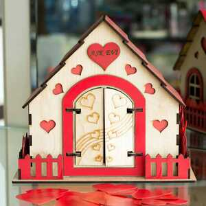 Sevgiliye Özel Aşk Evi - Thumbnail