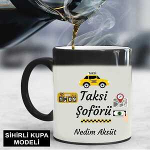 - Taksi Şoförüne Hediye Kupa Bardak