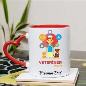 - Veteriner Kupa Bardağı